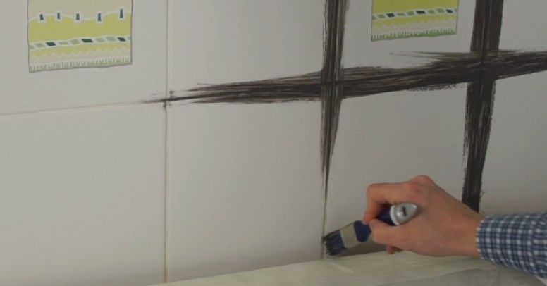 Instrukcja Wideo Malowanie Plytek W Kuchni Inspiracje I Porady