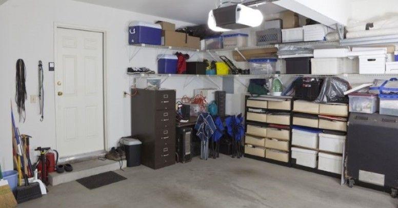 Meble Do Garażu System Magazynowania Dopasowany Do Potrzeb