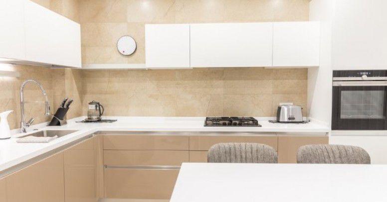 Modne Płytki Wielkoformatowe W Kuchni I łazience