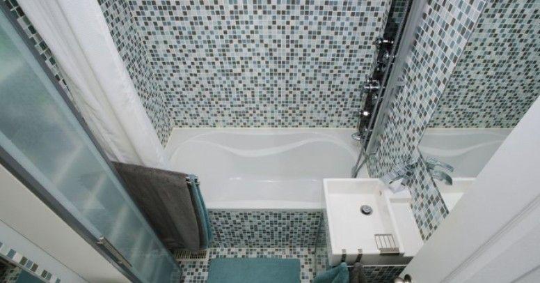 Mozaika W łazience Estetyka W Różnych Odsłonach
