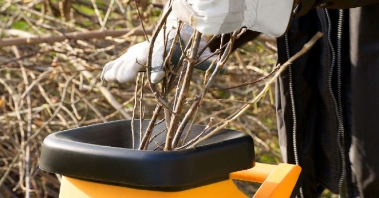 Ogrodowe Rozdrabniacze Do Gałęzi Castorama Budujesz