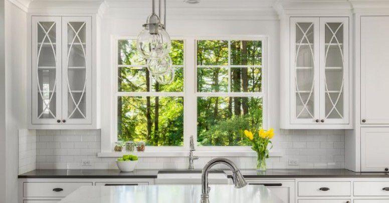 Okno W Kuchni Jak Je Ozdobić Inspiracje I Porady