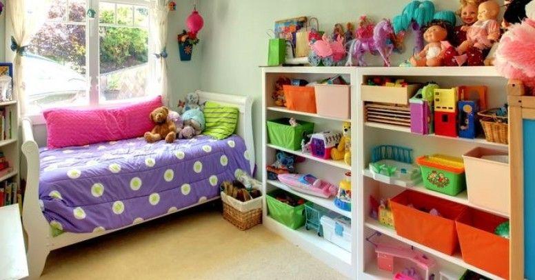 10 Sposobów Na Przechowywanie Zabawek Inspiracje I Porady