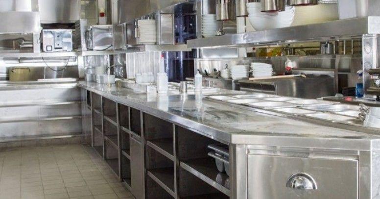 Meble Kuchenne Ze Stali Nierdzewnej Inspiracje I Porady