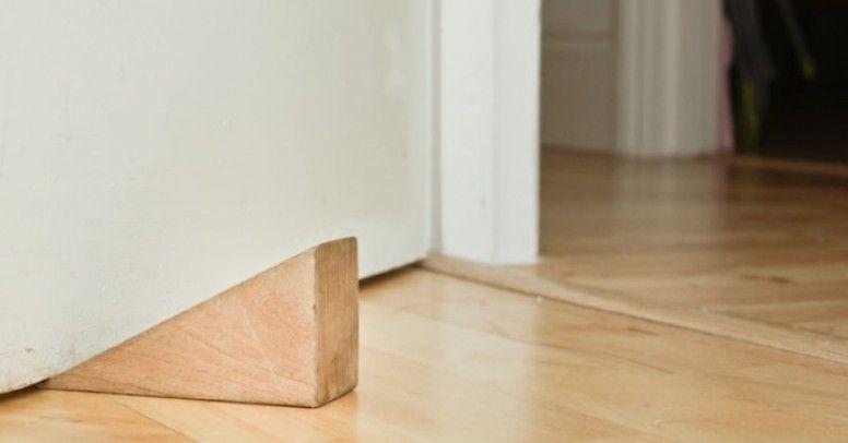 Odbojniki Stopery I Nozki Blokujace Drzwi Kiedy Warto Je Stosowac Inspiracje I Porady