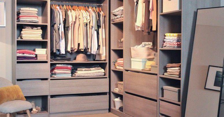 Jak Zaprojektować Garderobę Marzeń Wybieramy Szafy Do