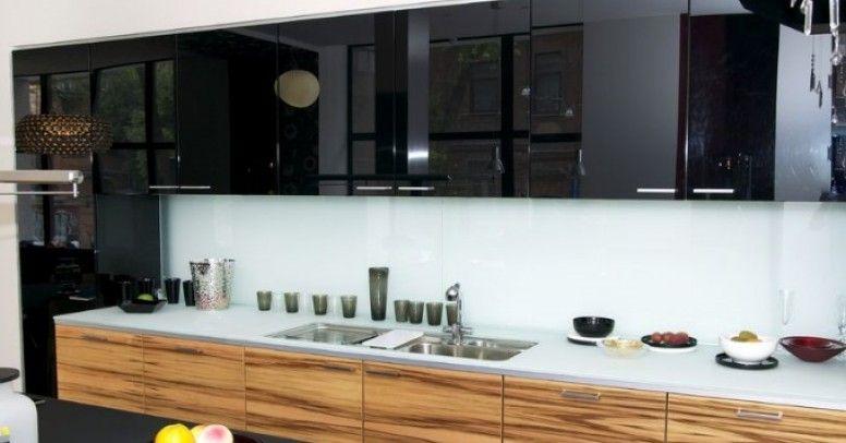 Wykończenie ścian W Kuchni Na Wiele Sposobów Castorama