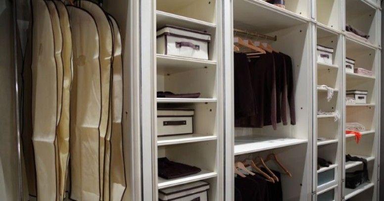 Wyposazenie Garderoby 5 Sposobow Na Utrzymanie Porzadku Castorama Budujesz Remontujesz Urzadzasz