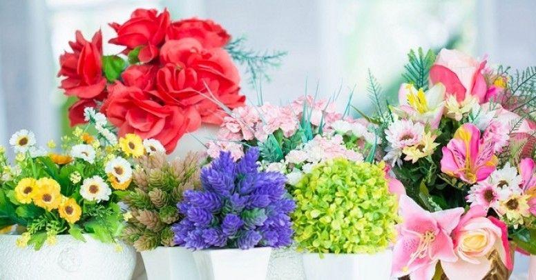 Sztuczne Kwiaty Jako Dekoracja Pomieszczen Inspiracje I Porady