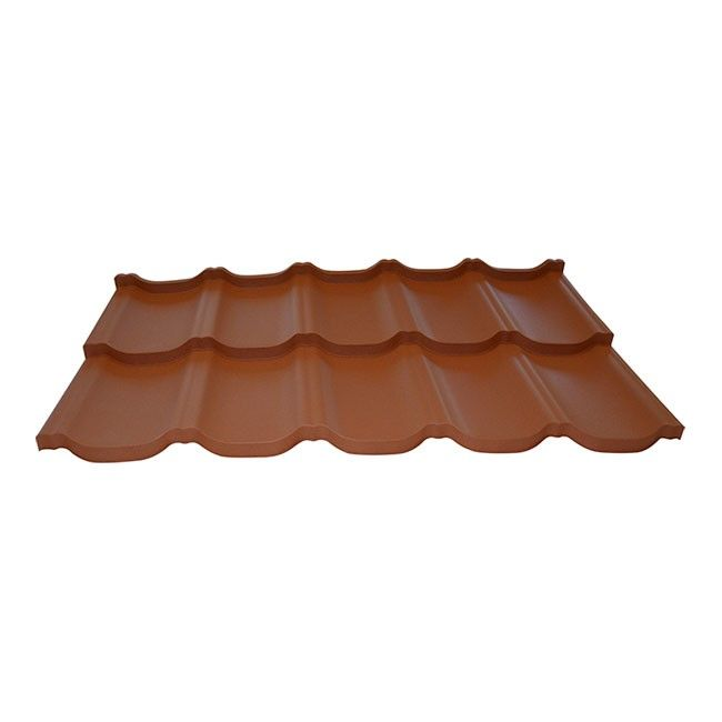 Inteligentny Blachy na dach - Blacha trapezowa, blachodachówka - Castorama QY73