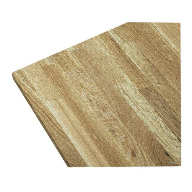 Blat Drewniany 60 X 37 X 300 Cm Dąb Avangard