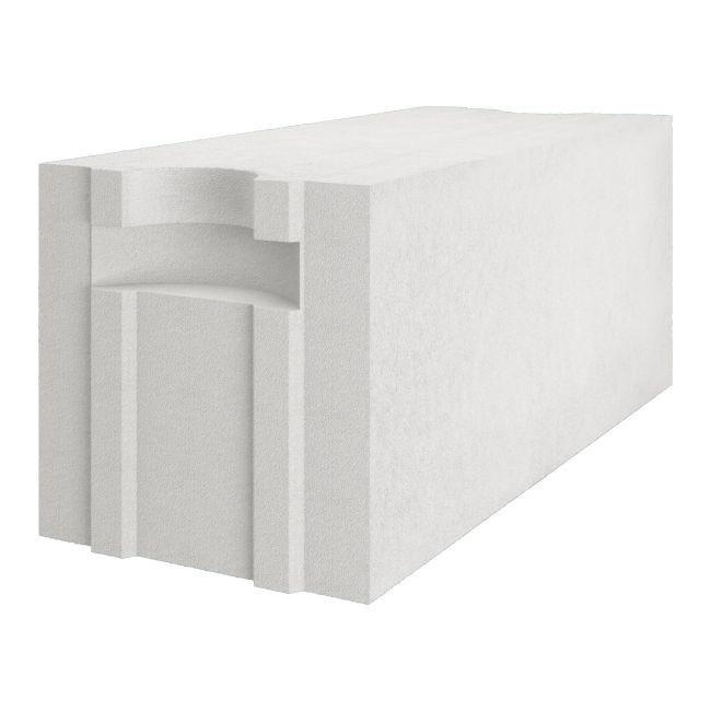 Bloczek Komórkowy Hh 24 X 24 X 59 Cm Biały