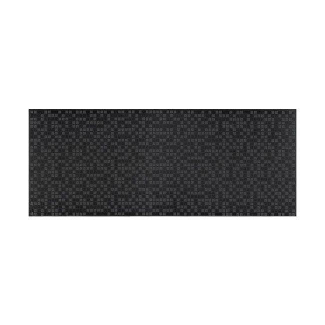 Dekor Pixel Ceramika Color 25 X 60 Cm Czarny Plytki