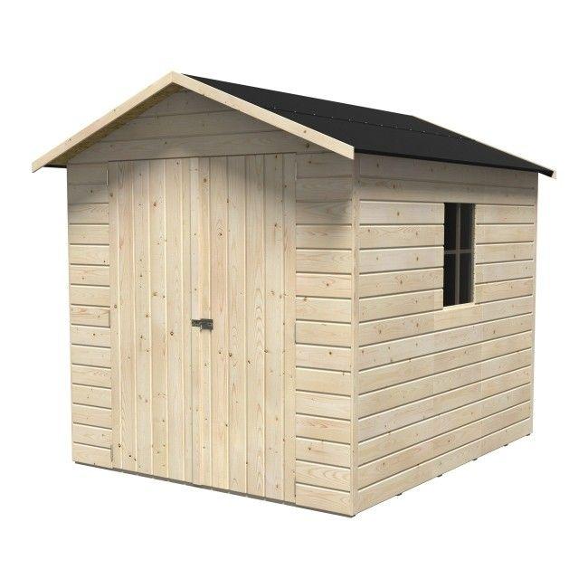 Domek Narzedziowy Blooma Selwyn Drewniany 3 96 M2 Domki Ogrodowe Castorama