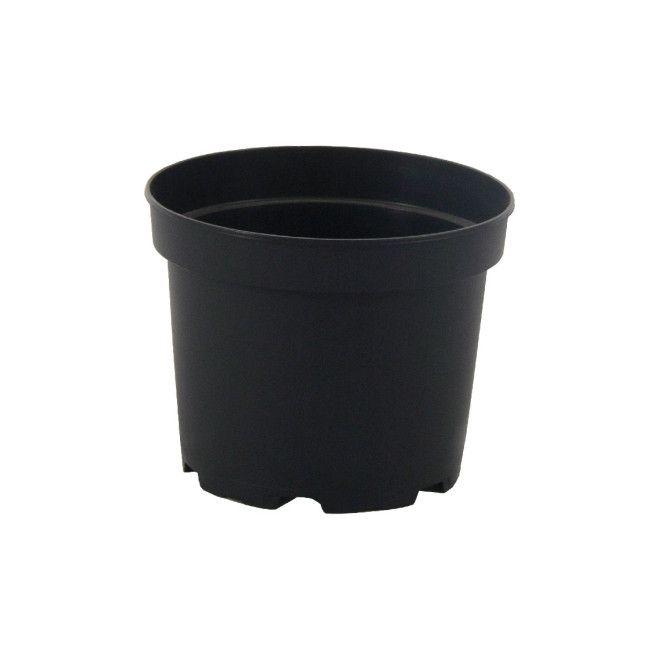 Doniczka Produkcyjna 15 Cm Czarna Donice Castorama