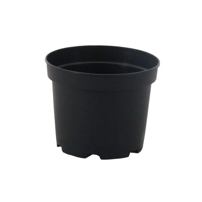 Doniczka Produkcyjna Czarna 15 Cm