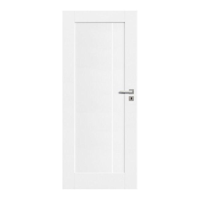 Drzwi Pełne Fado 80 Lewe Kredowo Białe