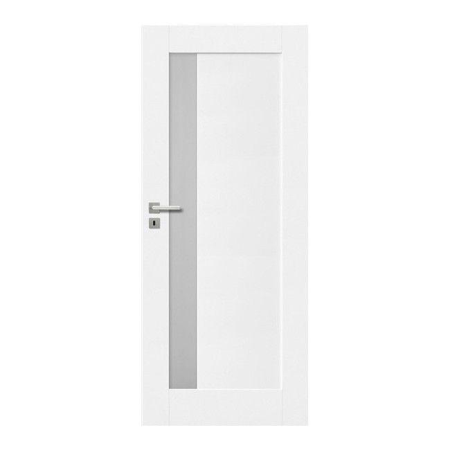 Drzwi Pokojowe Fado 90 Prawe Kredowo Białe