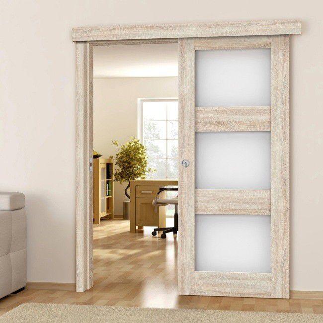 Drzwi przesuwne wewnętrzne i zewnętrzne
