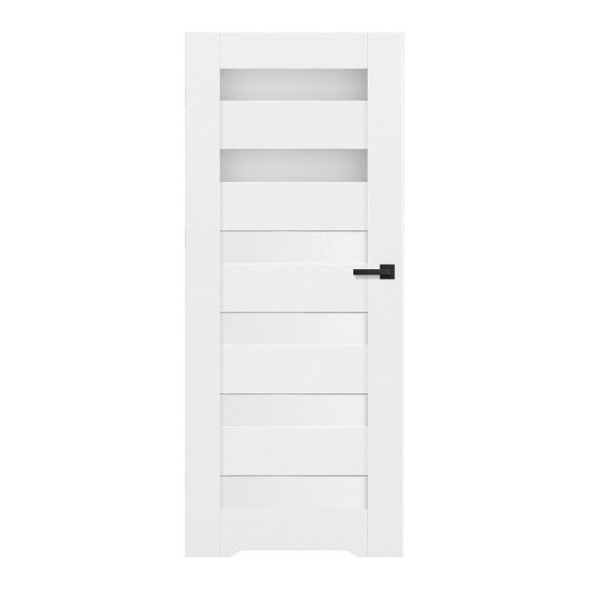 Drzwi Z Podcięciem Trame 60 Lewe Białe