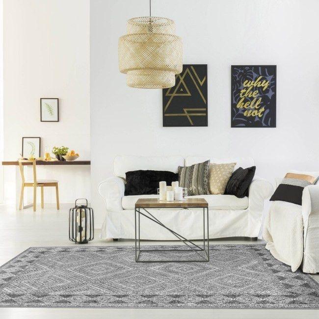 Dywan Avanti Iris 160 x 220 cm szary