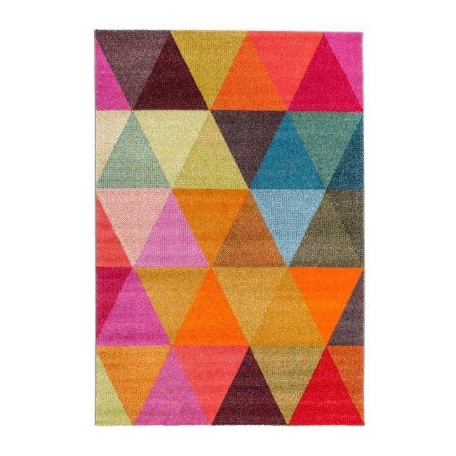 Dywan Dreams 160 x 230 cm trójkąty