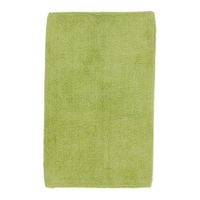 Dywanik łazienkowy Bawełniany Diani 50 X 80 Cm Zielony