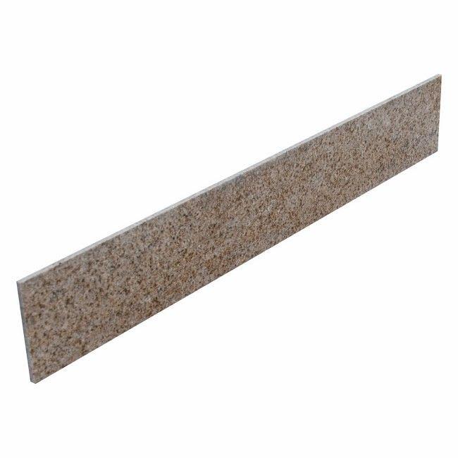 Element Granitowy Knap 1200 X 150 X 20 Mm Zolty Stopnie I Podstopnie Castorama