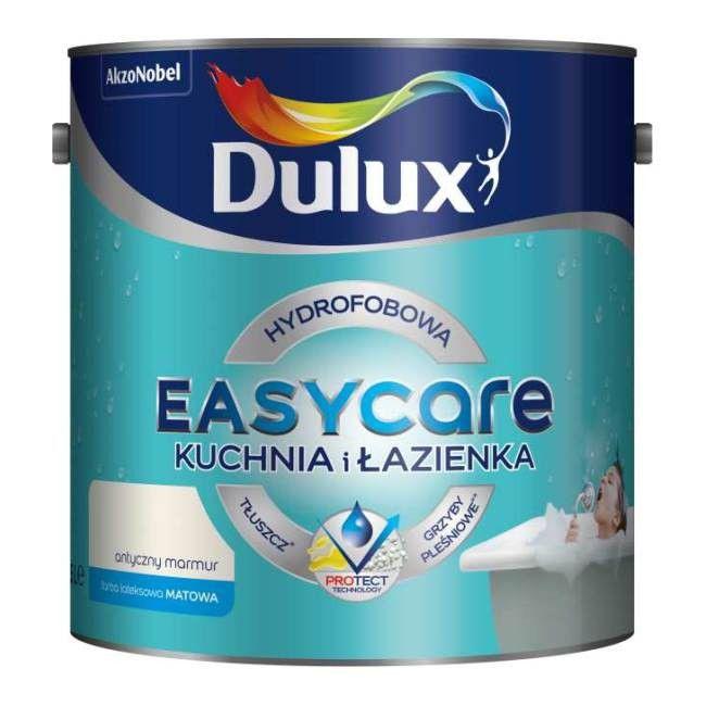Farba Dulux Easycare Kuchnia I łazienka Antyczny Marmur 25 L
