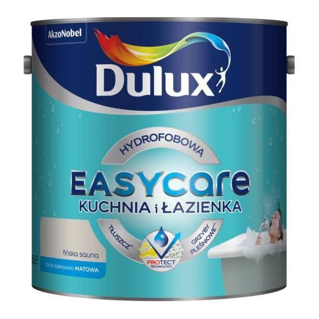 Farba Dulux Easycare Kuchnia I łazienka Fińska Sauna 25 L