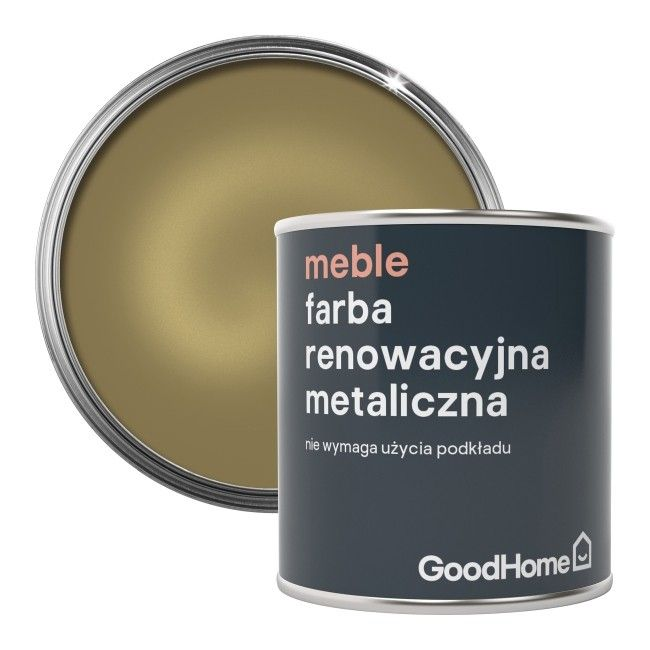 Farba Renowacyjna Goodhome Meble Coachella Metal 0 125 L Do Renowacji Castorama