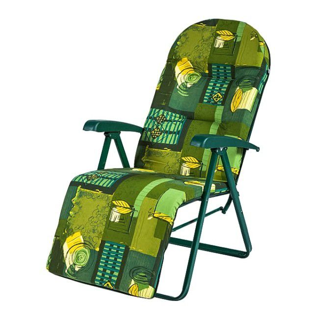 Fotel Patio Newada Plus Zielony Fotele Castorama