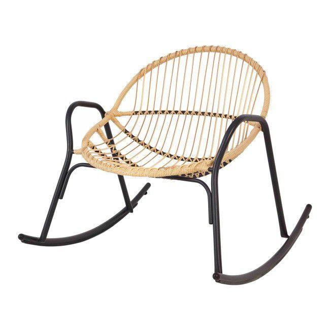 Fotel bujany Blooma Cuba 95 x 83 x 80 cm