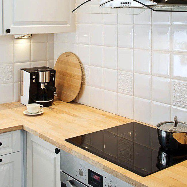 Glazura Armonia Ceramstic 15 X 15 Cm Blanco 0 99 M2 Plytki Scienne