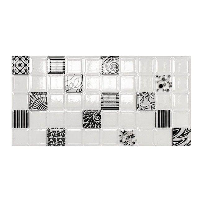 glazura porto ceramstic 30 x 60 cm bia a 1 44 m2 p ytki cienne p ytki cienne pod ogowe i. Black Bedroom Furniture Sets. Home Design Ideas