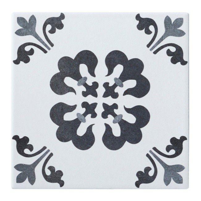 Gres Konkrete Colours 20 X 20 Cm Decor 136 M2 Gres Ceramika