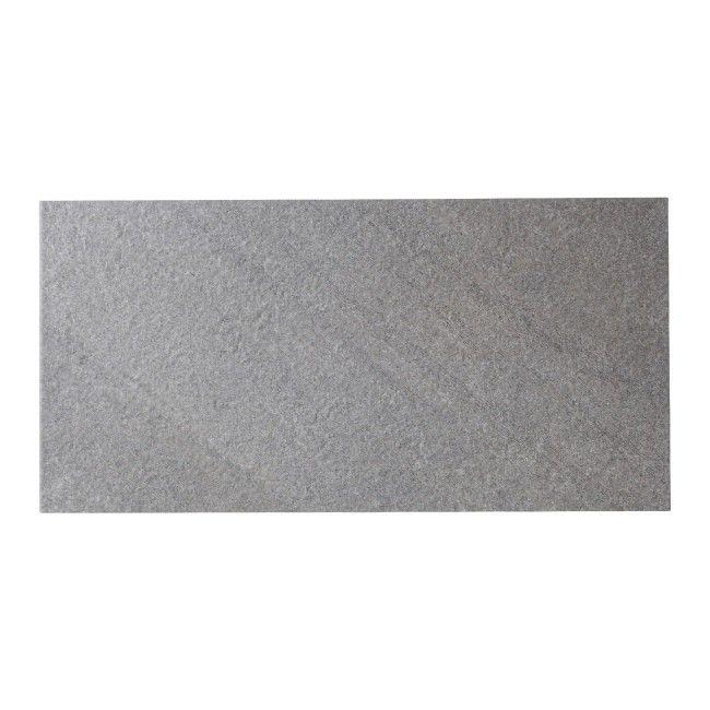Gres Quartzite Colours 30 5 X 61 Cm Szary 1 12 M2 Gres Castorama