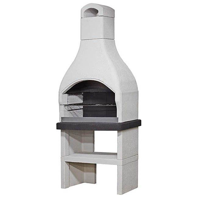 grill betonowy minorca 68 x 40 cm grille w glowe grillowanie relaks w ogrodzie ogr d. Black Bedroom Furniture Sets. Home Design Ideas