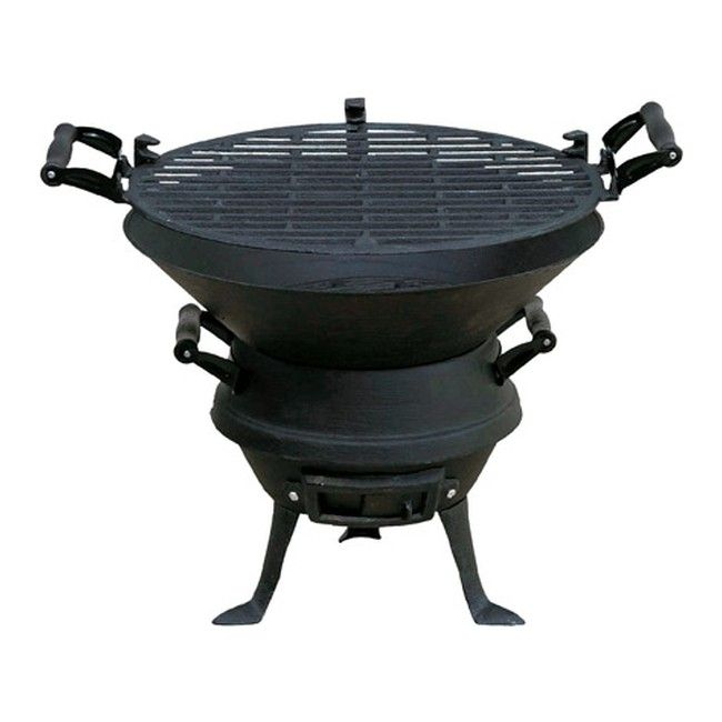 Grill eliwny beczkowy master grill party mg630 grille w glowe grillowanie relaks w - Grille barbecue castorama ...