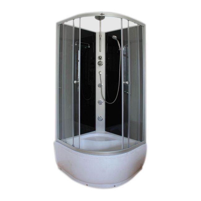 Kabina Prysznicowa Z Hydromasażem Armazi Apollo 90 X 90 X 235 Cm