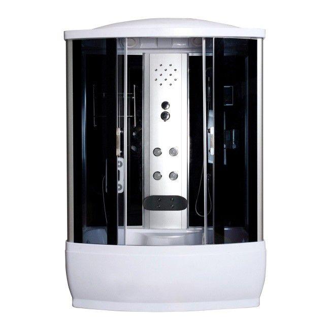 Kabina Prysznicowa Z Hydromasażem Armazi Kelly 150 X 85 X 220 Cm