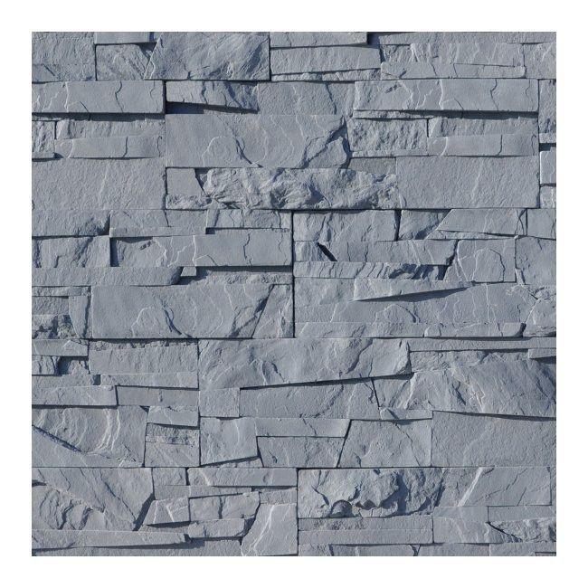 Kamien Dekoracyjny Casas 2 Szary 0 43 M2 Plytki Elewacyjne Castorama
