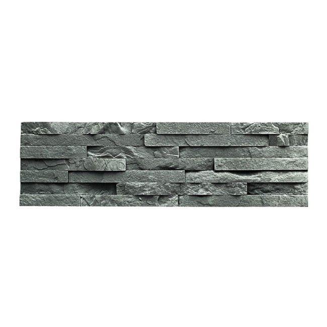 Kamień Dekoracyjny Tepic Grafitowy 043 M2