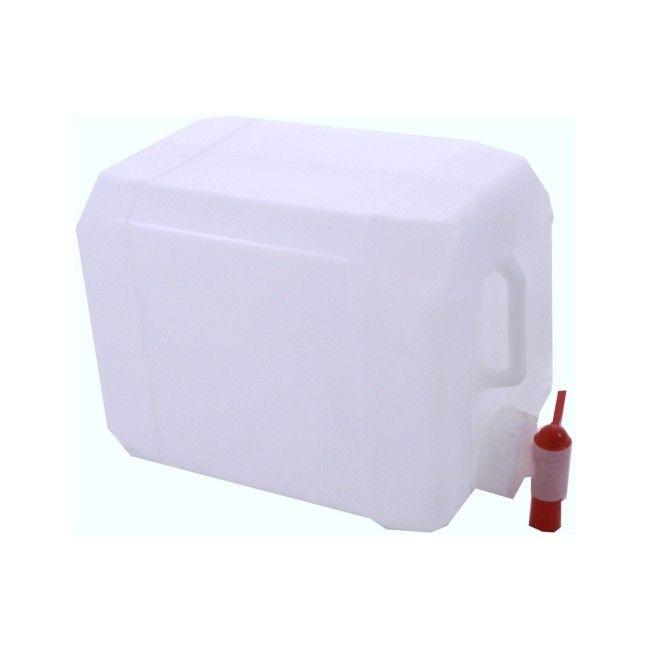 kanister 10 l z kranem plastikowy kanistry pompy i zbiorniki nawadnianie ogr d. Black Bedroom Furniture Sets. Home Design Ideas