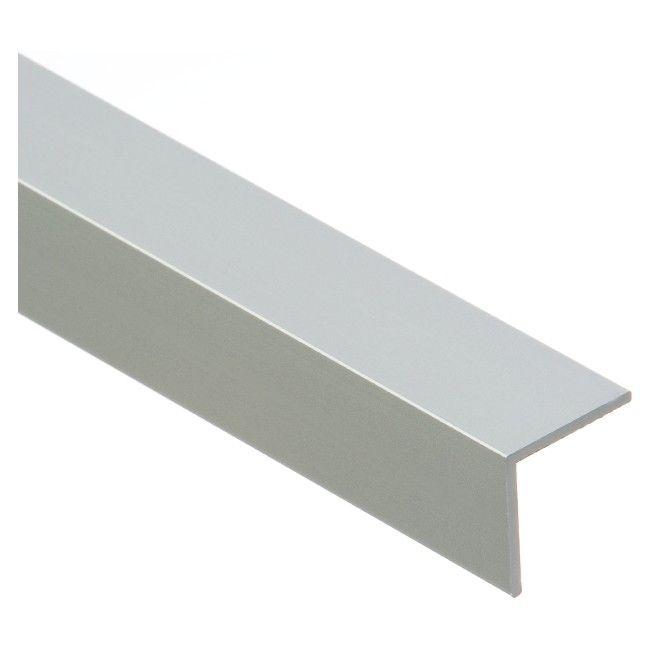 k townik cezar 20 x 20 mm 1 m aluminium srebrne profile okucia budowlane artyku y metalowe. Black Bedroom Furniture Sets. Home Design Ideas