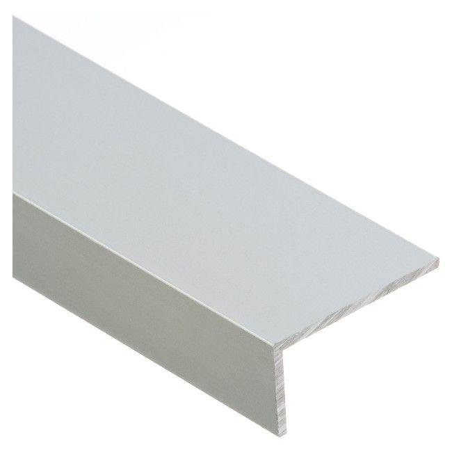 k townik cezar 20 x 30 x 2 mm 1 m aluminium srebrne profile okucia budowlane artyku y. Black Bedroom Furniture Sets. Home Design Ideas