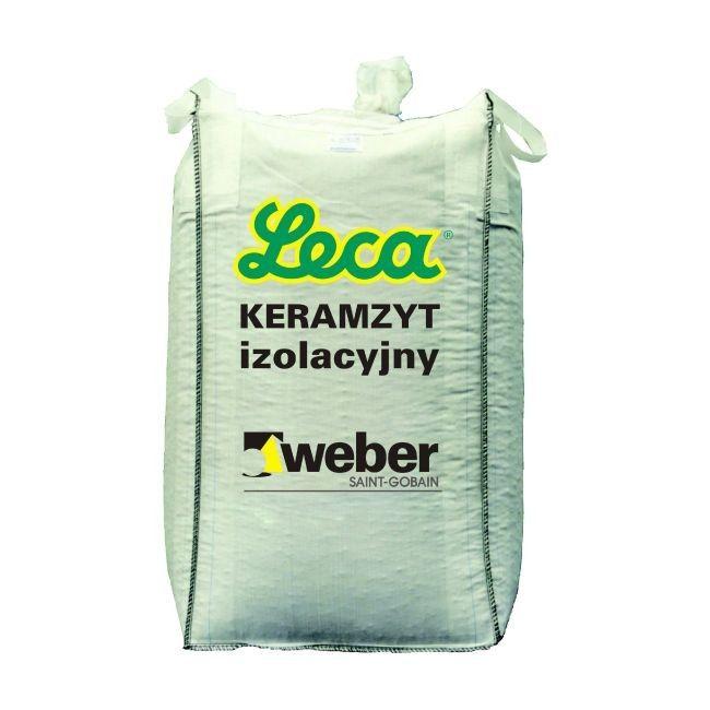 Keramzyt Izolacyjny Weber Saint Gobain 4 10 Mm Big Bag 2000 L