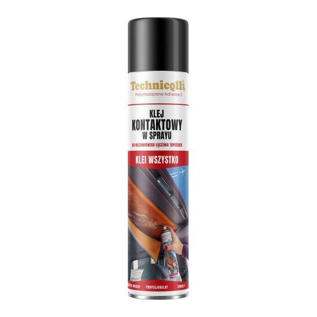 Klej Kontaktowy Technicqll W Sprayu 300 Ml Kleje Castorama