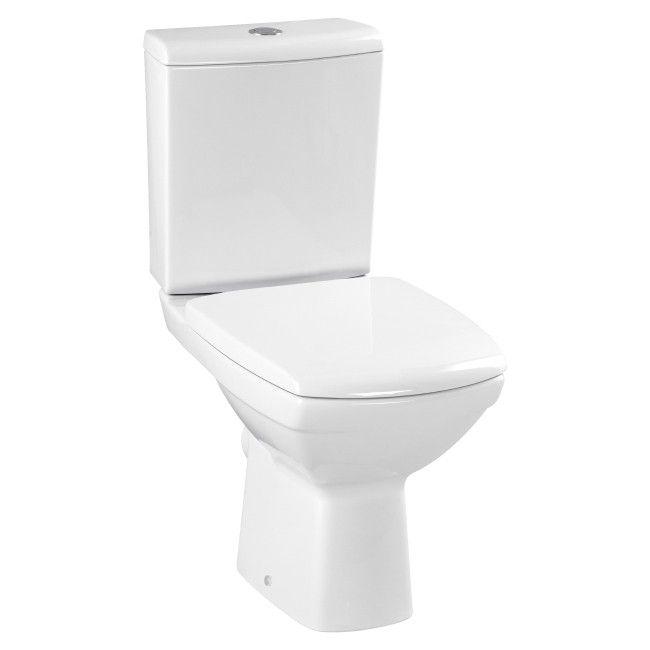 kompakt wc cersanit carina clean on 3 6 l kompakty wc. Black Bedroom Furniture Sets. Home Design Ideas