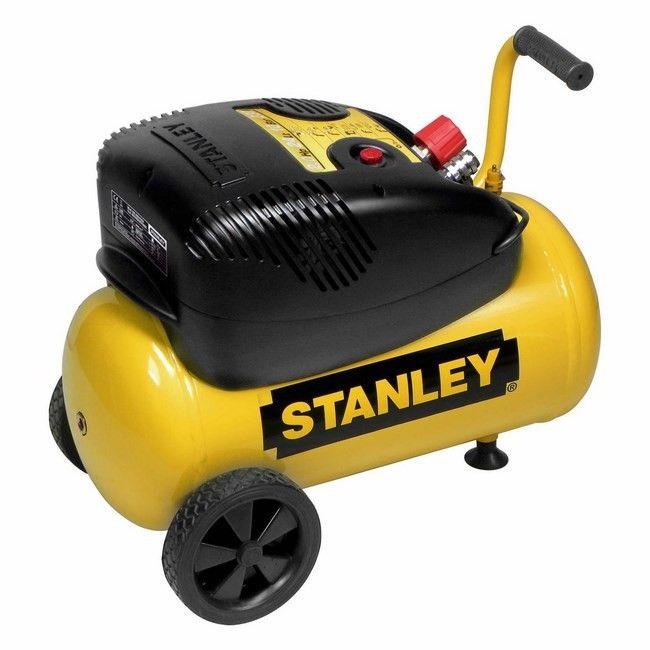 Kompresor bezolejowy Stanley 24 l 10 bar 2 KM